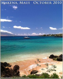 Perfect Day in Makena, Maui