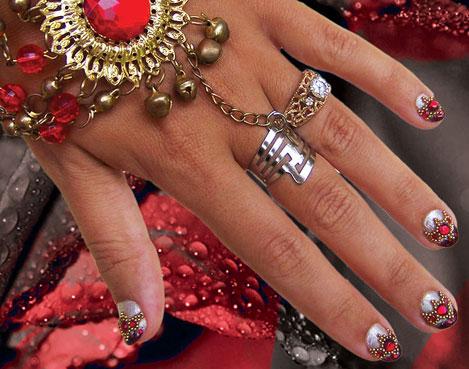 Jeweled Embellishments