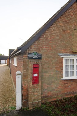 Maulden Post Box