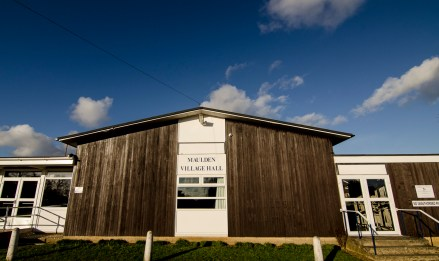 Maulden Village Hall - another place for comments
