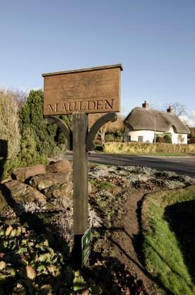 Maulden Village 2014