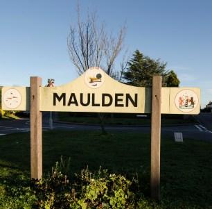 Maulden Village Sign