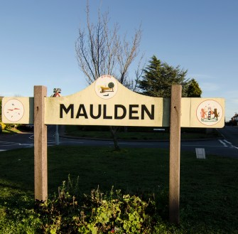 Maulden Village Sign
