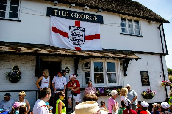 The George, Maulden