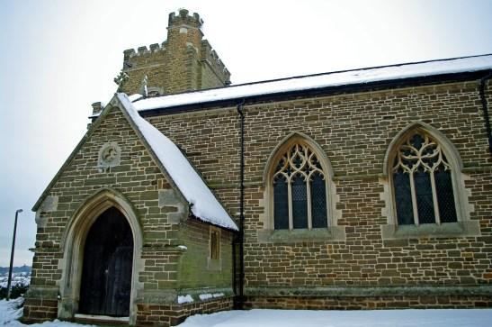 maulden church bell tower