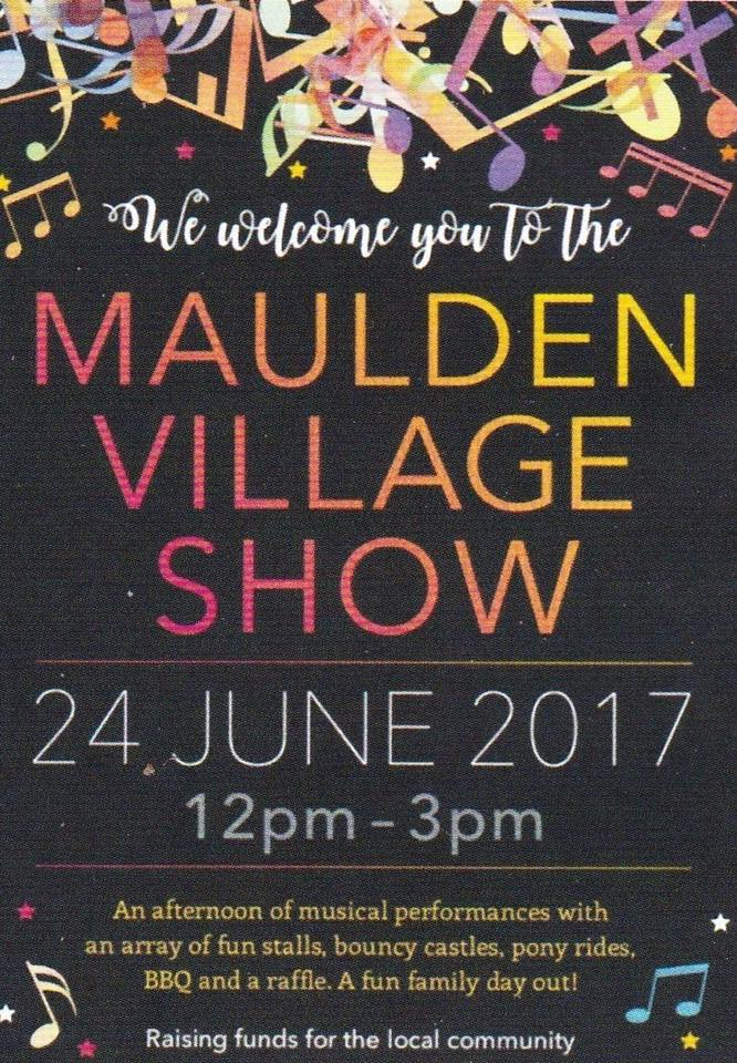 Maulden Village Show 2017