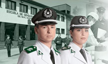 Conoce los requisitos para postular a la escuela de Gendarmería