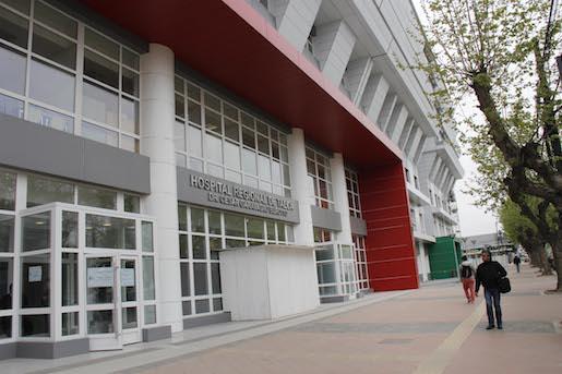 Lanzan nuevo sitio web del Hospital Regional de Talca
