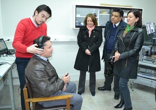 Fonoaudiología ayudará a mejorar  salud auditiva de personas postradas
