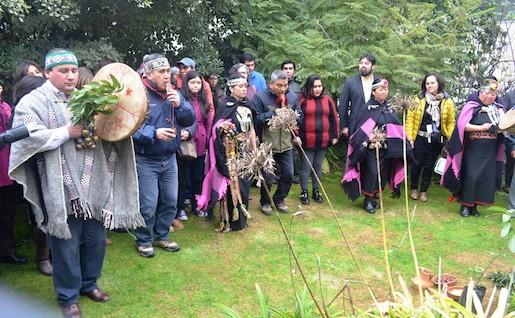 Seremi de Desarrollo Social y Conadi encabezaron apertura de Escuela de Líderes Mapuche en el Maule