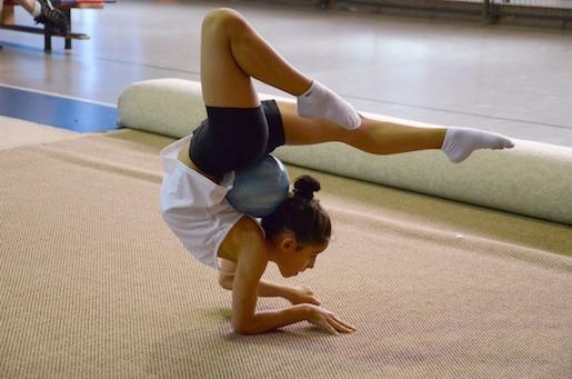 Agosto será el mes de la capacitación en gimnasia rítmica