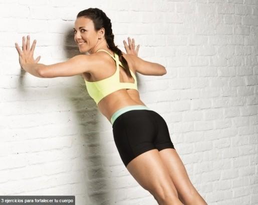 Fortalece tu cuerpo con estos ejercicios