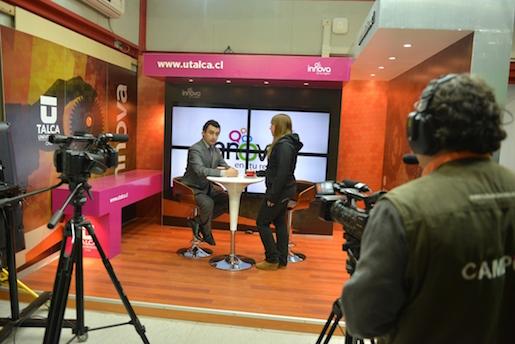 Vida sana y cultura fortalecen pantallas de CAMPUSTV