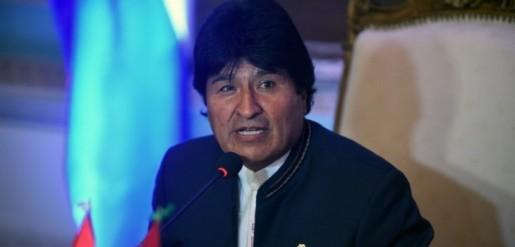 """Evo Morales niega """"chantaje"""" para restablecer relaciones con Chile"""