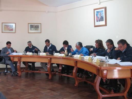 Concejo comunal de Cauquenes aprueba más cupos para becas y comodato a la Junji