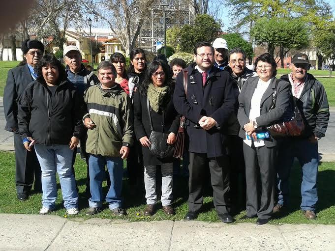 Modestos trabajadores ganan juicio al municipio de Talca