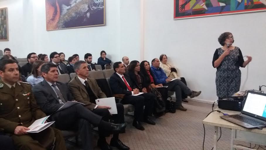 Directora Beatriz Villena destacó logros y avances para las mujeres en cuenta pública del Sernam