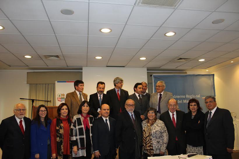 Exitoso seminario de internacionalización de la Región del Maule encabezó Intendente Meza y Embajador Francisco Gormaz