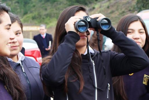 SAG celebró día mundial de las aves
