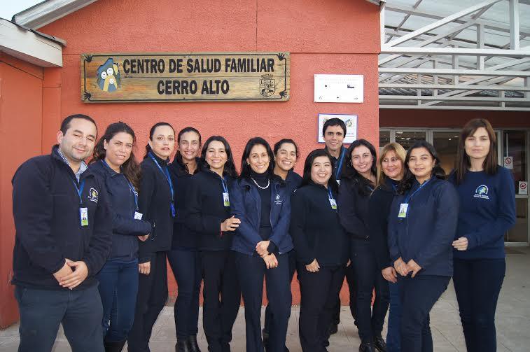 CESFAM Cerro Alto Constitución y su trabajo por la acreditación