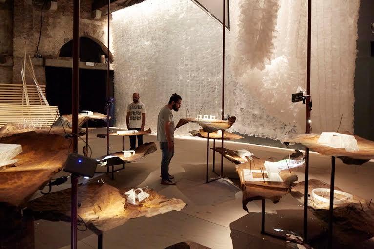 Consejero de Cultura del Maule representa a Chile en la XV Bienal de Arquitectura de Venecia