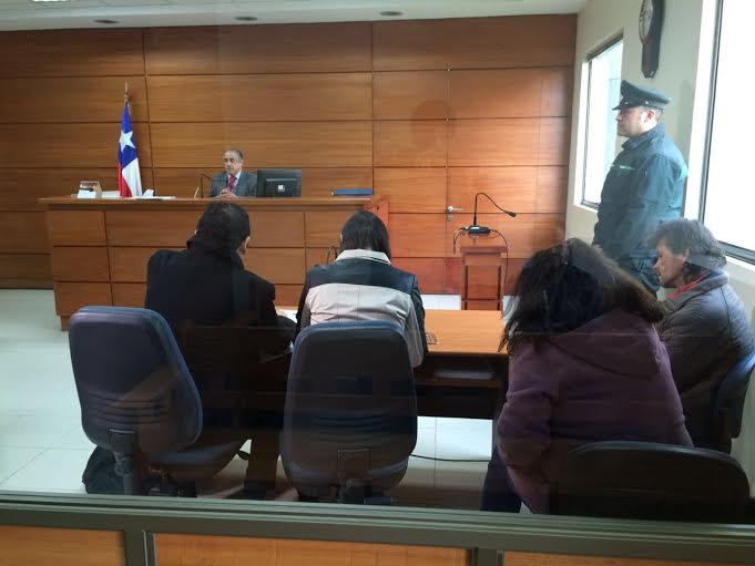 Pareja es formalizada por homicidio en Curicó