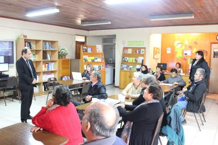 Seremi del Trabajo de la Región del Maule visita Comuna de San Rafael