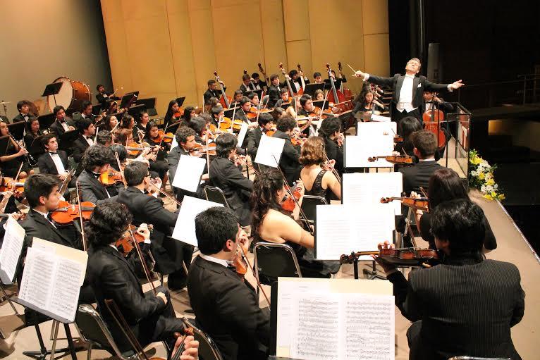 UTalca celebra los 274 años de la capital regional del Maule con concierto gratuito