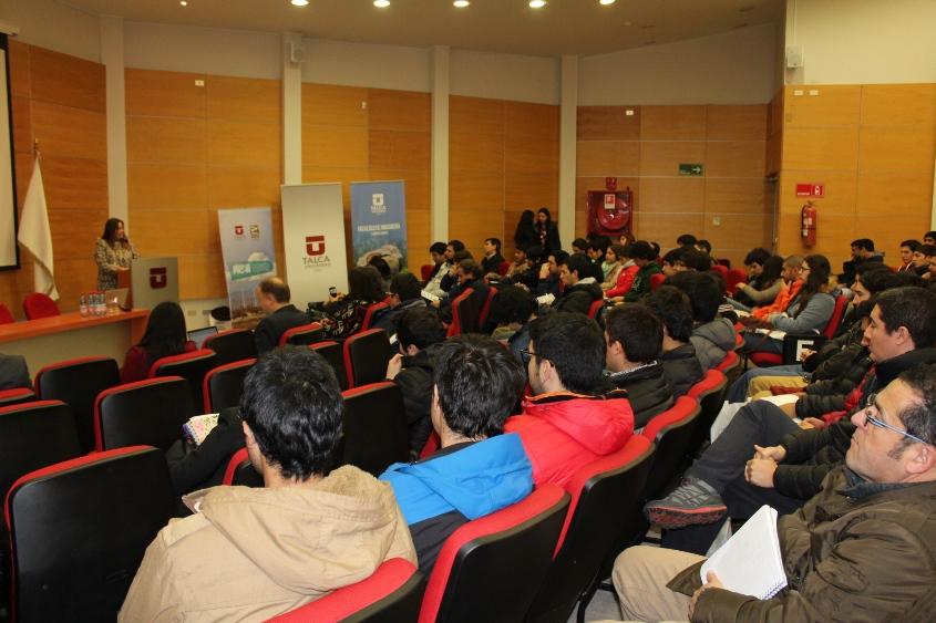 Primer Seminario de EnergíaEólica en la región del Maule
