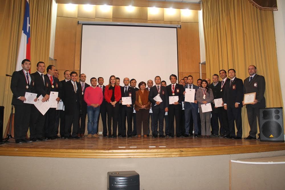 Gobierno Provincial de Linares homenajeó a la PDI por su destacada labor en el Programa de Seguridad Pública