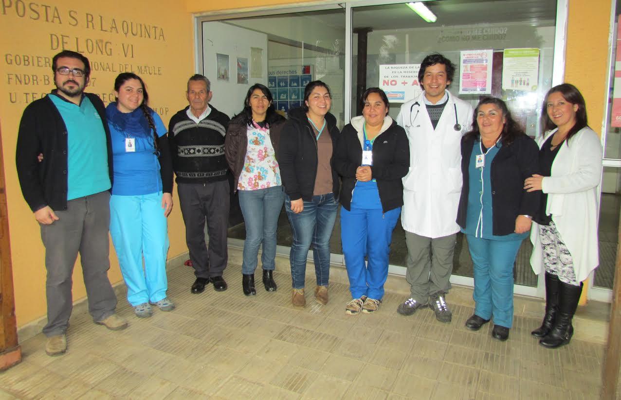 Longaví apuesta por la salud rural