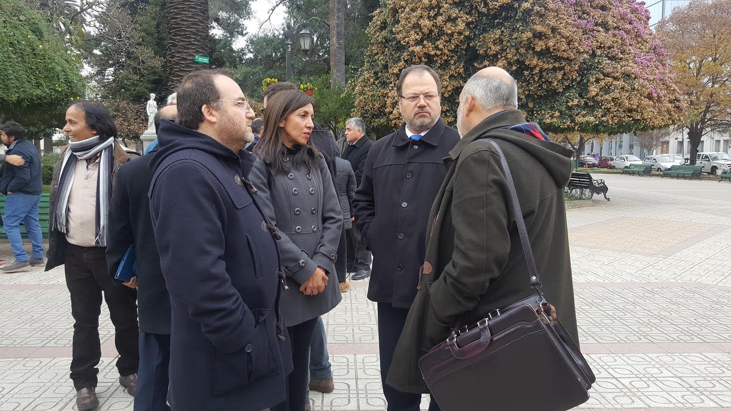 IC-Maule pide salida de funcionarios involucrados en presunto cohecho