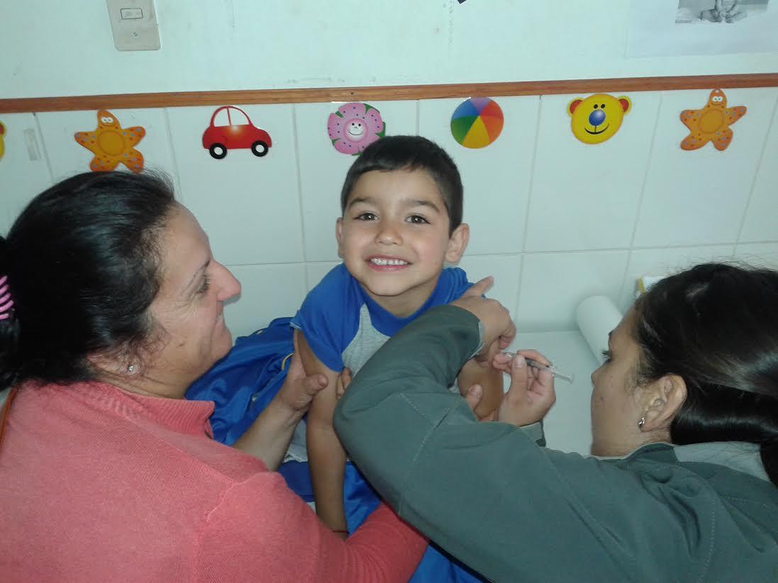 Departamento de salud de Retiro cumplió con más del 100% en la campaña de vacunación contra la influenza