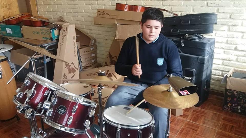 Talento escolar se toma colegios de Cauquenes 2016