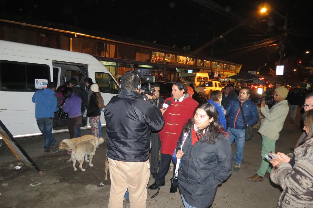 Llaman a comunidad a informar ubicaciónde personas en situación de calle