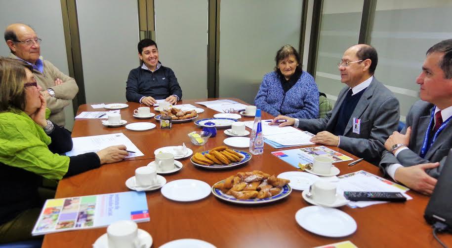 Consejo de la Sociedad Civil del IPS prepara su participación en Encuentro Nacional
