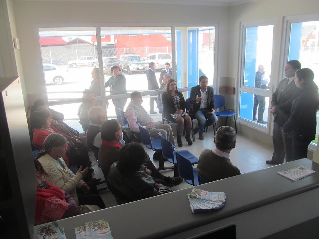 Consultas respiratorias en Maule siguen al alza