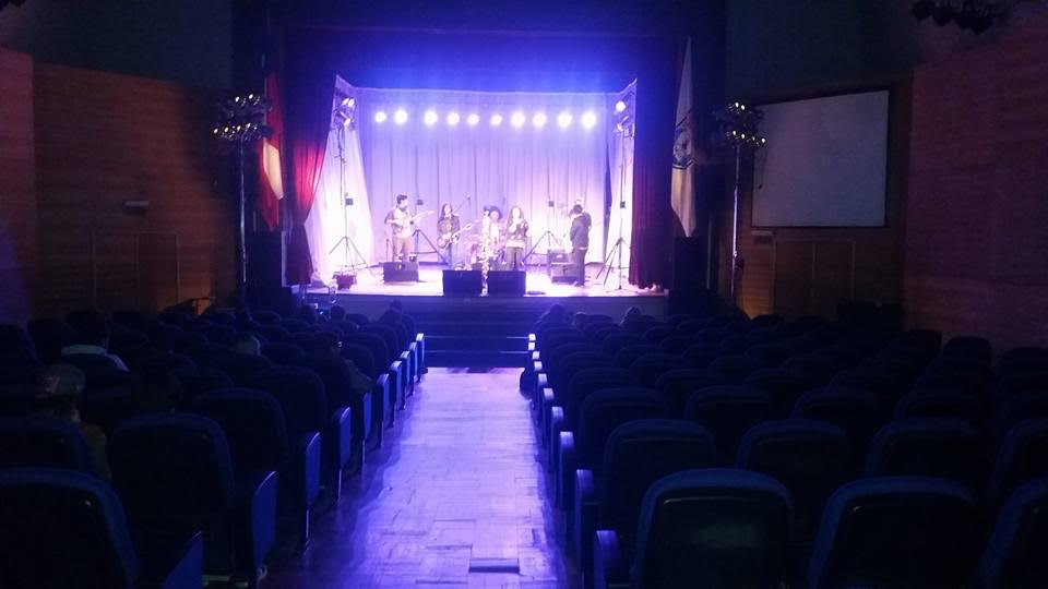 Municipalidad de Cauquenes presentó gratis concierto de rock