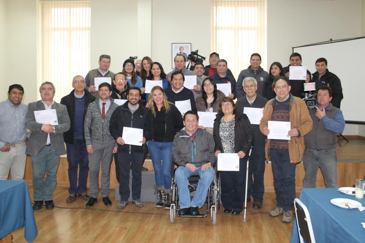 Autoridades de Gobierno destacaron el rol de la prensa en la Provincia de Linares