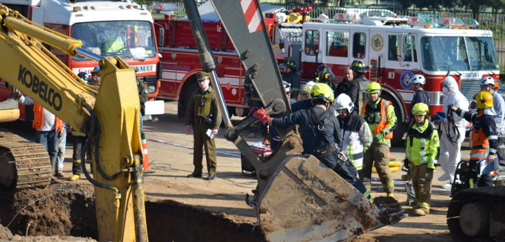 Sancionan a 3 empresas por muerte de trabajador aplastado por toneladas de tierra en Talca