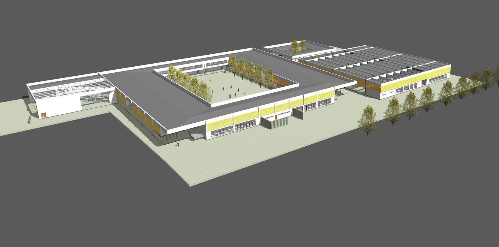 Diseño de normalización de Liceo Manuel Montt será entregado dentro de los próximos meses