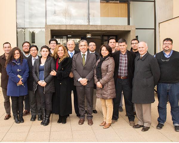 SENAMA destacó trabajo conjunto con Programa de Investigación de la Universidad de Talca para mejorar calidad de vida de los adultos mayores