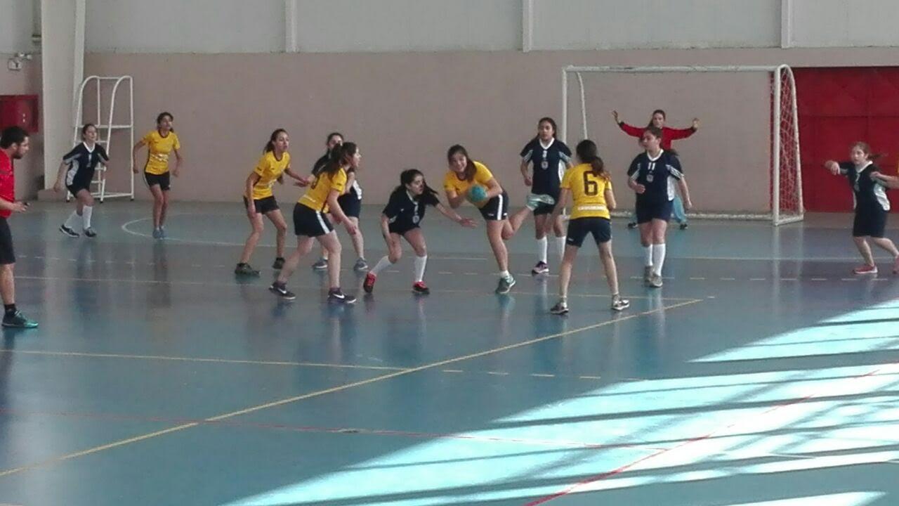 Campeonato regional de hándbol se realizó en Cauquenes