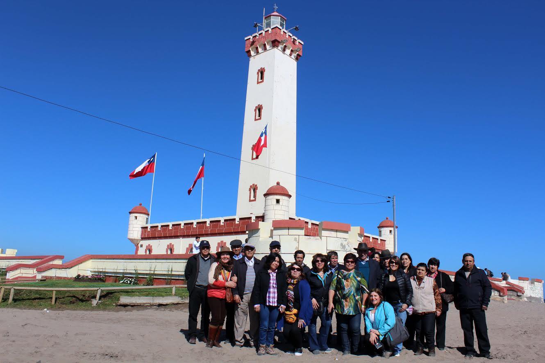 500 Adultos Mayores realizaron exitosa gira con el Programa Recorriendo Chile