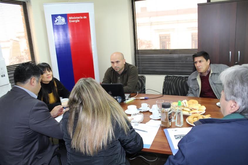 Comité Interministerial de Leña destaca avances en el Maule