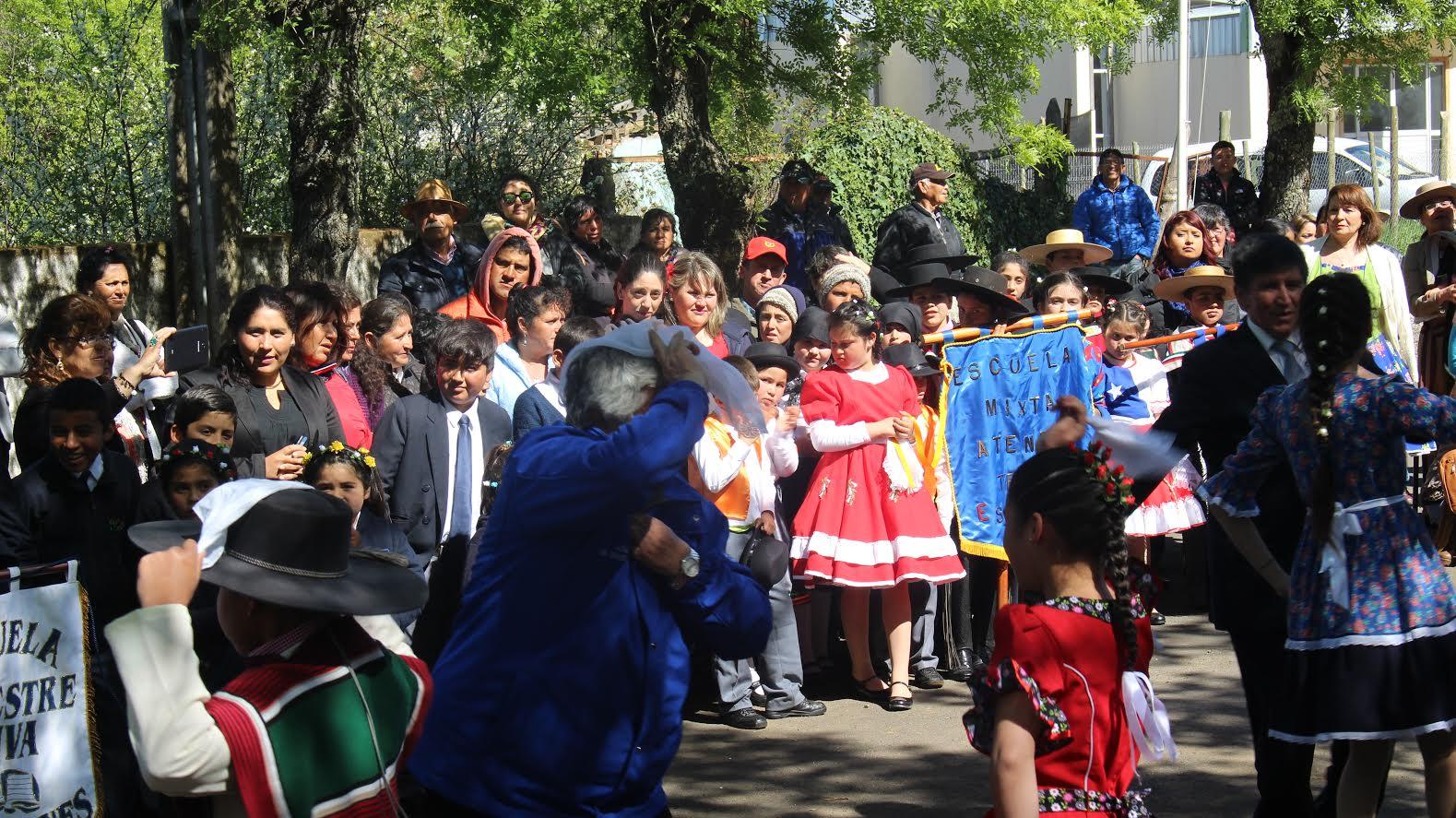 Cauquenes conmemora las fiestas patrias en sectores rurales