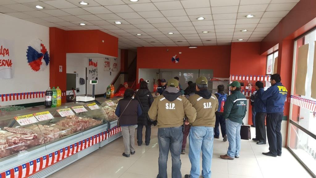 Potencian fiscalizaciones contra el abigeato y venta de carne en mal estado