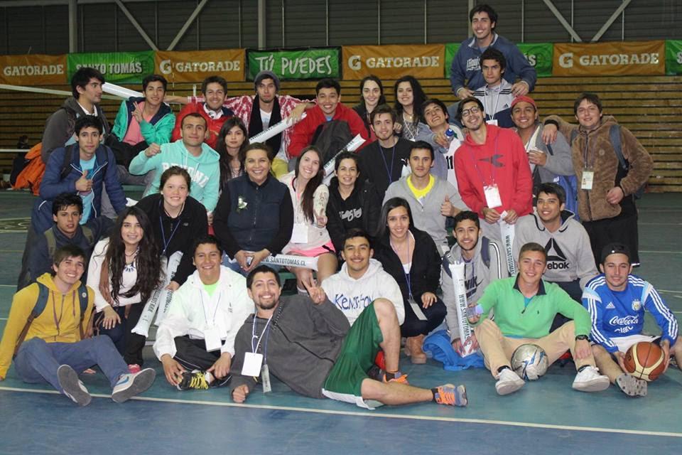 Escuelas de enfermería del Maule se unieron en torno al deporte
