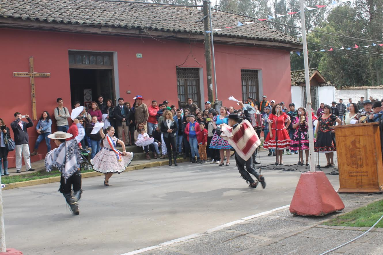 Villa Alegre y Yerbas Buenas rindieron homenaje a Chile en estas Fiestas Patrias