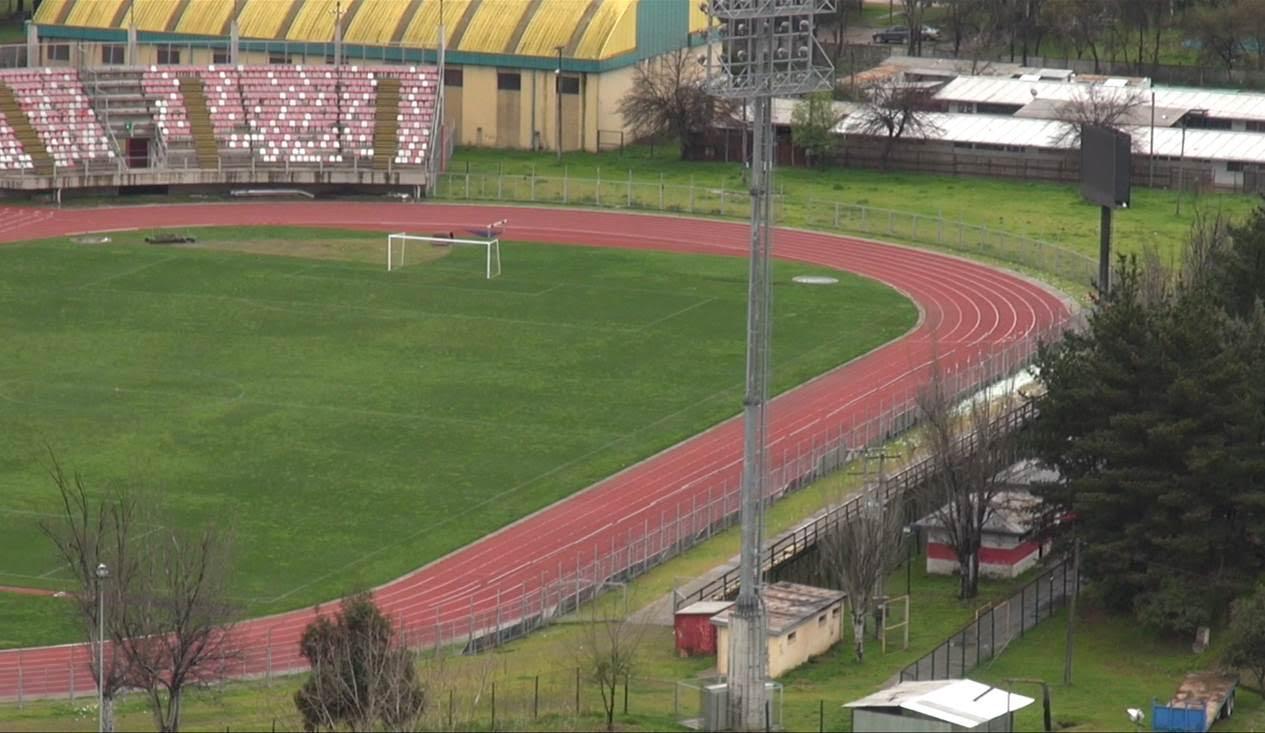 MOP inicia contrato para la ampliación del estadio la Granja de Curicó